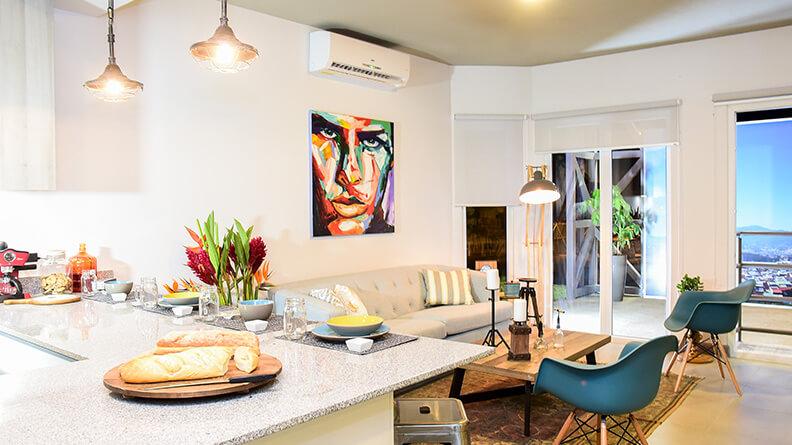 Apartamentos tipo Studio Santa Verde