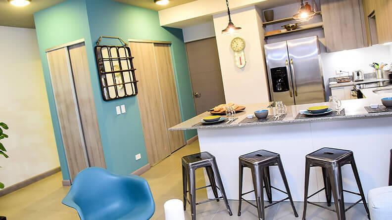 apartamentos santa verde